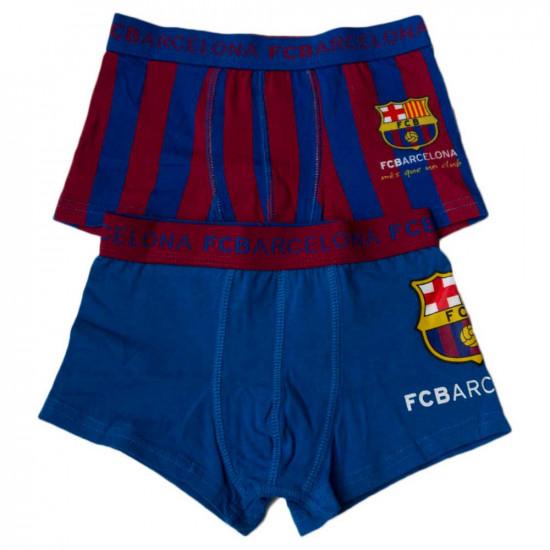 Fc Barcelona 2 darabos boxer szett