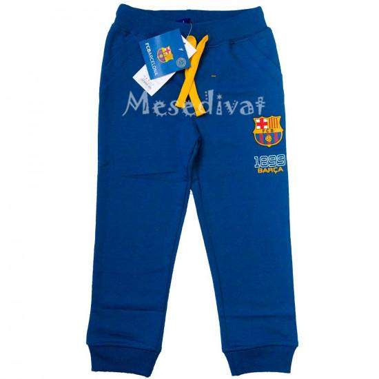 Fc Barcelona melegítőnadrág kék