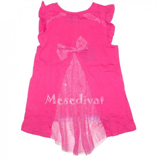 Jégvarázs ujjatlan gyönyörű hátmegoldással pink