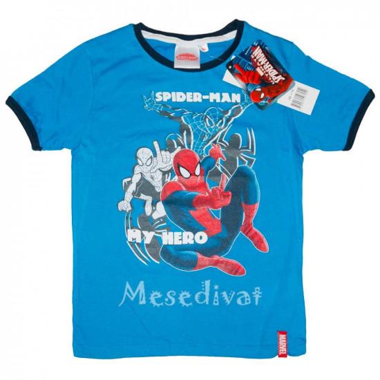 Pókember Spiderman rövidujjú póló