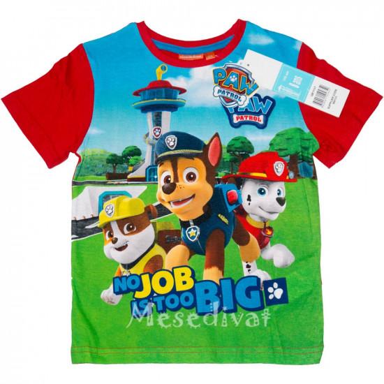 Paw Patrol Mancs Őrjárat rövidujjú póló