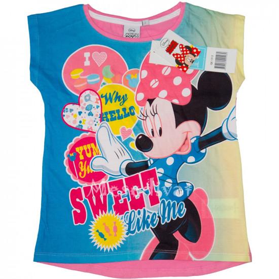 Minnie Egeres kislány póló 98-128
