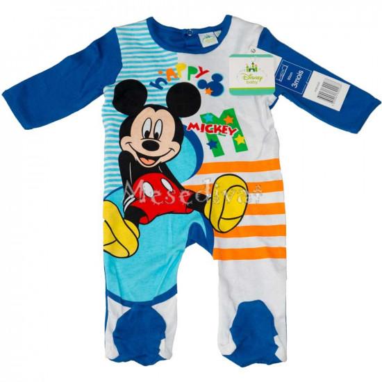 Mickey Egeres baba rugdalózó