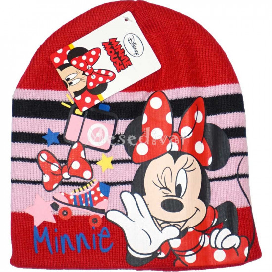 Minnie Egeres sapka piros