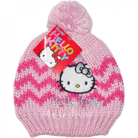 Hello Kittys sapka bojttal