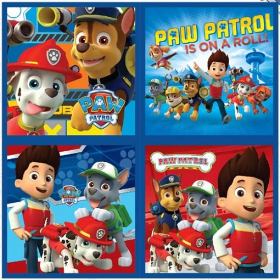 Paw Patrol Mancs Őrjárat kéztörlő