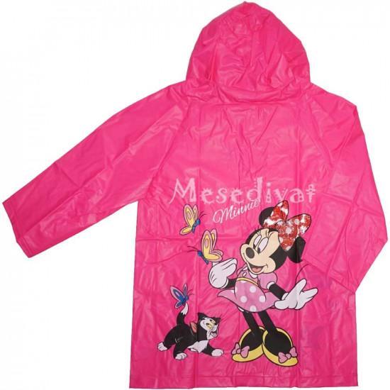 Minnie Egeres esőkabát pink