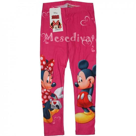 Minnie leggings nagymintás rózsaszín