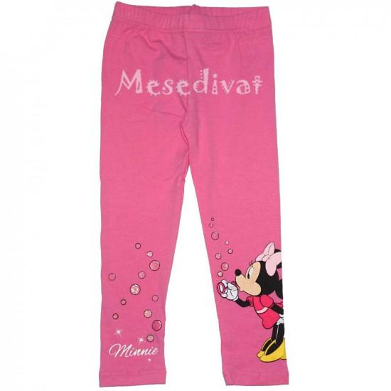 Minnie Mouse leggings rózsaszín