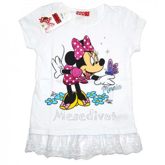 Minnie Egeres póló fehér színben