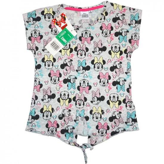 Minnie Mouse póló szürke
