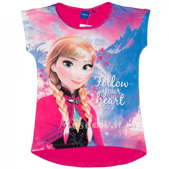 Jégvarázs póló Anna mintával