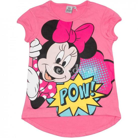 Minnie rövidujjú póló rózsaszín