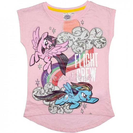 Én kicsi pónim My Little Pony póló 98-128