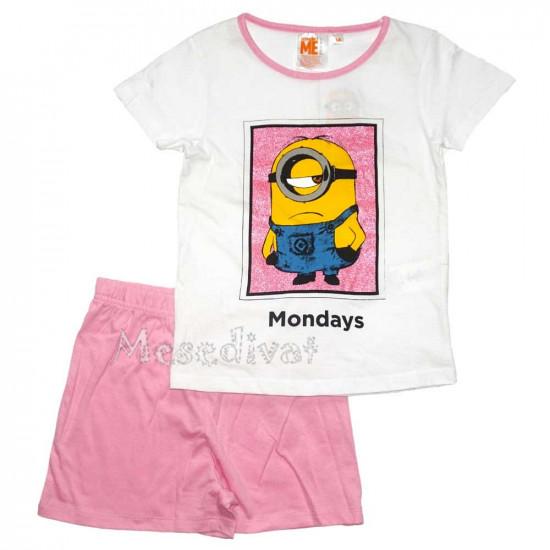 Minyon kislány pizsama vagy nyári szett