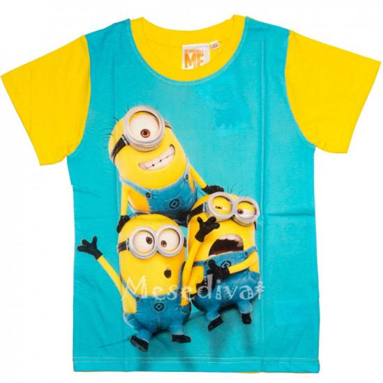 Minyon póló sárga