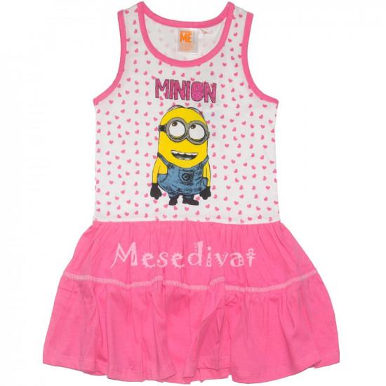 Minyon nyári ruha kislányoknak