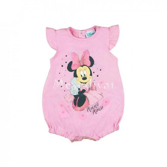 Minnie Mouse baba napozó rózsaszín