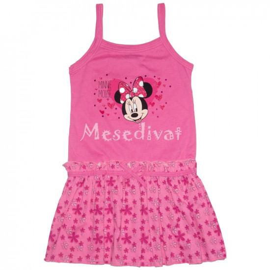 Minnies nyári ruha rózsaszín