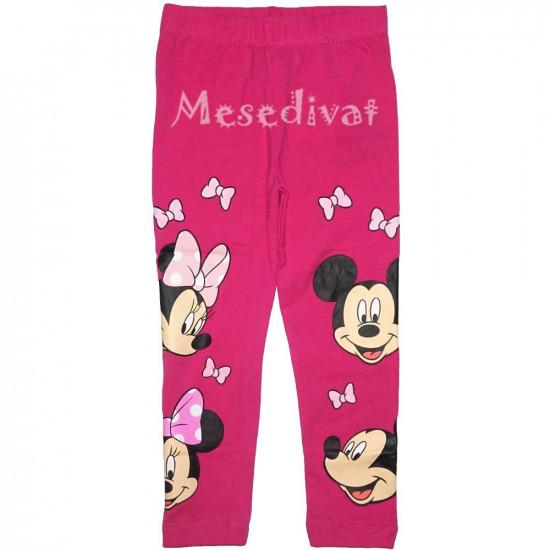 Minnie legging pink
