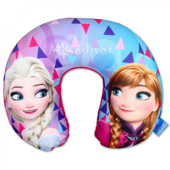 Jégvarázs nyakpárna kislányoknak