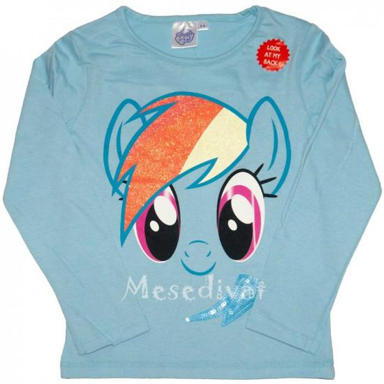 My Little Pony hosszúujjú póló kislányoknak