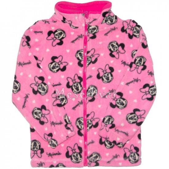 Minnie Mouse polár kardigán rózsaszín