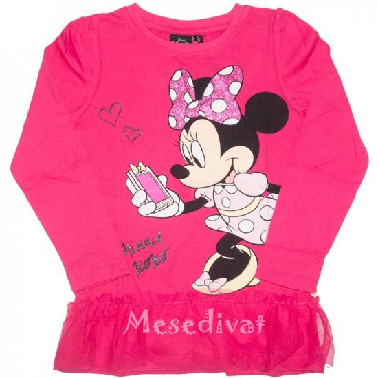 Minnie Mouse hosszúujjú póló tüllel