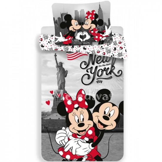Minnie és Mickey Egeres ágyneműhuzat