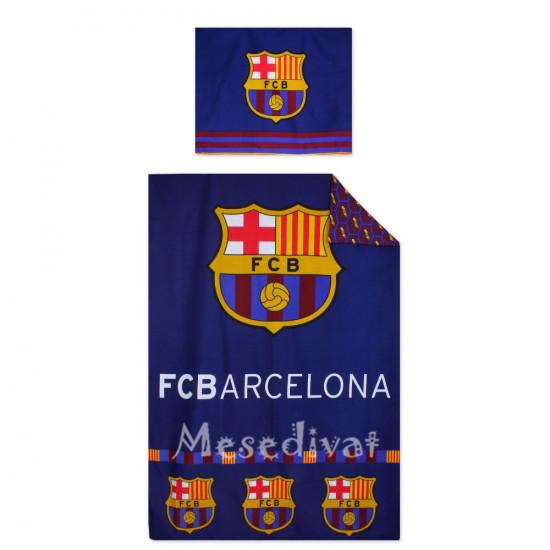 Fc Barcelona 2 részes ágyneműhuzat
