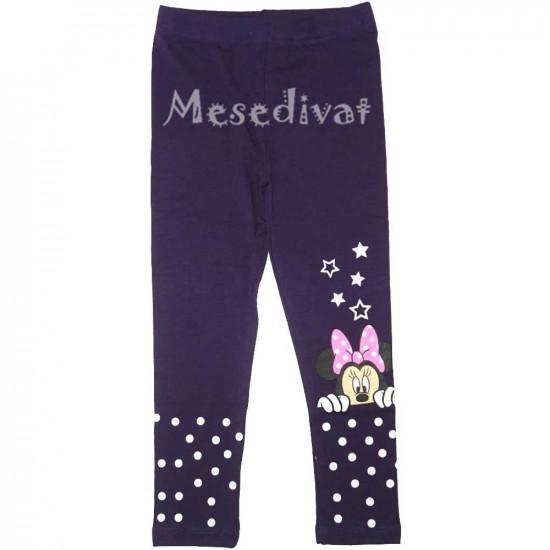 Minnie Egeres leggings lila