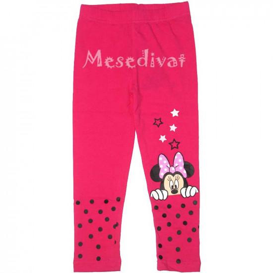 Minnie Egeres leggings pink színben