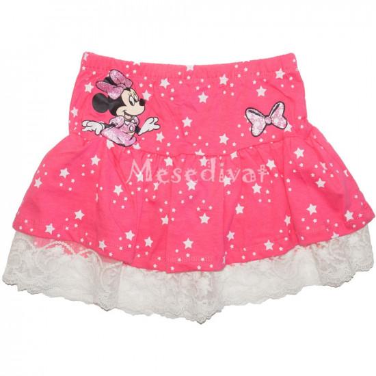 Minnie Mouse szoknya kislányoknak