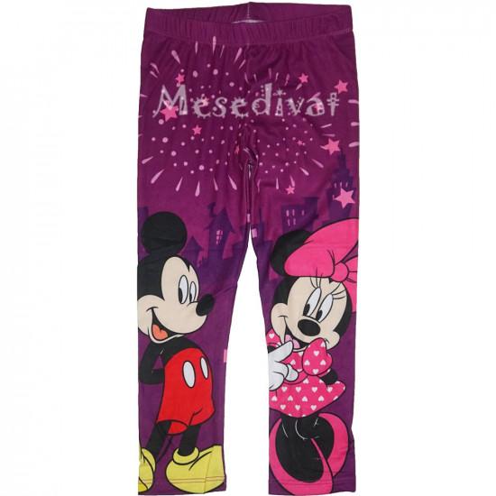 Minnie Mouse leggings nagymintás