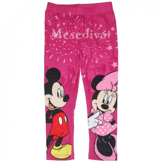 Minnies nagymintás leggings pink