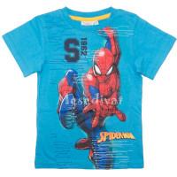 Spiderman rövidujjú póló 98-128 kék