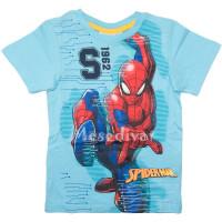 Spiderman rövidujjú póló kisfiúknak 98-128
