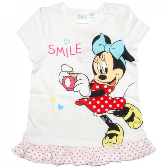 Minnie Mouse bébi póló fehér