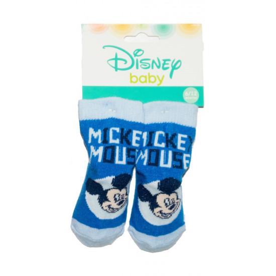 Mickey Egeres bébi zokni