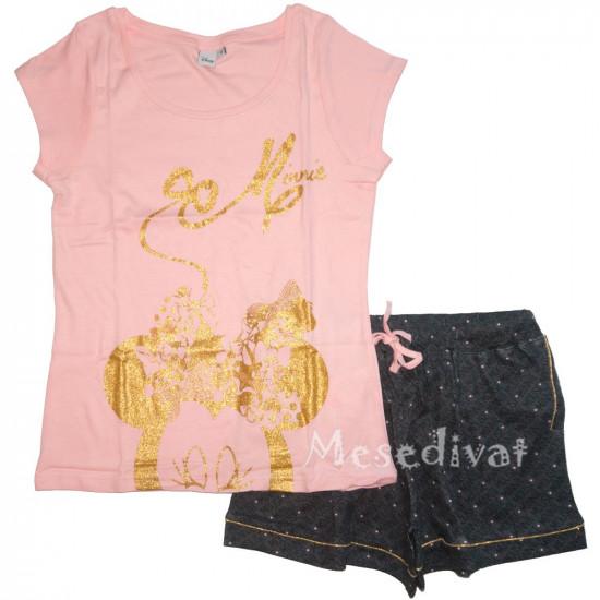 Minnie Egeres felnőtt rövid pizsama