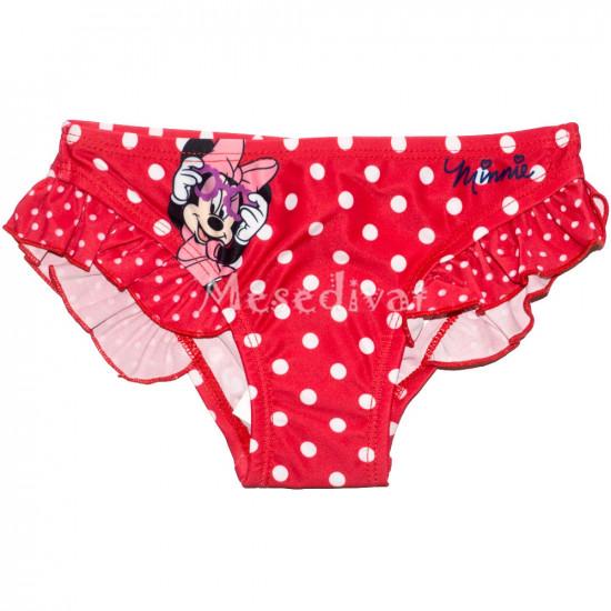 Minnie Mouse fürdőbugyi piros