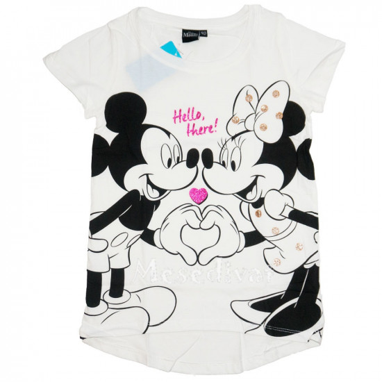 Minnie Mouse póló 140-158