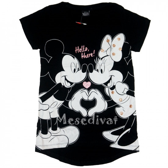 Minnie Egeres póló nagylányoknak