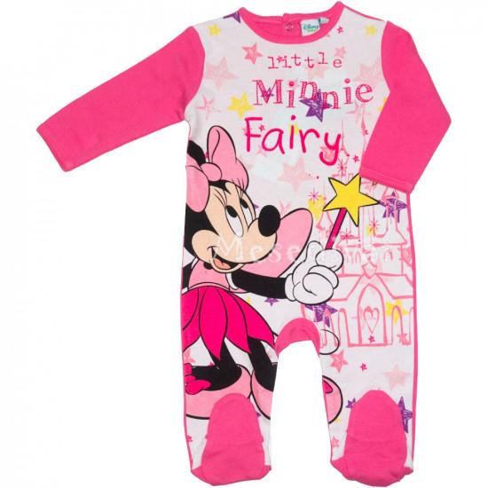 Minnie Mouse baba kezeslábas pink