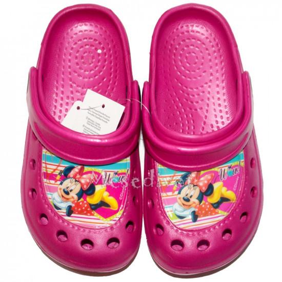 Minnie Egeres papucs kislányoknak
