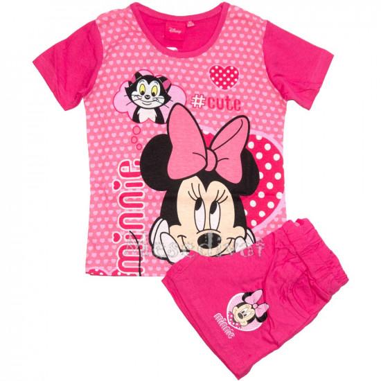 Minnie Mouse együttes vagy pizsama pink