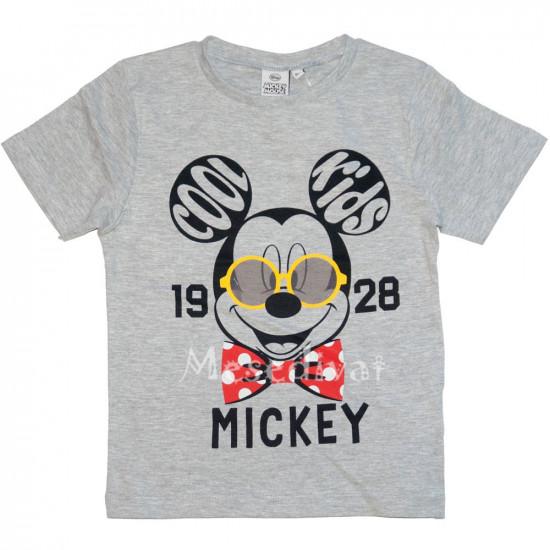 Mickey Egeres póló szürke