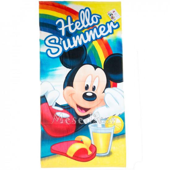 Mickey Mouse fürdőlepedő