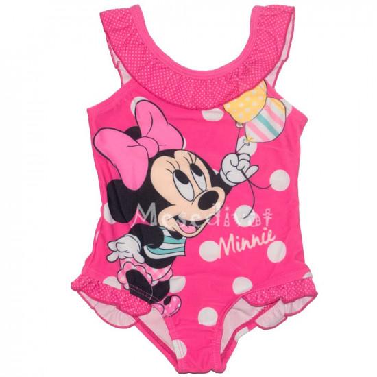 Minnie Egeres bébi fürdőruha pink