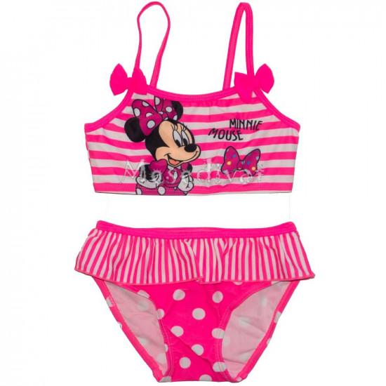 Minnie Mouse 2 részes fürdőruha rózsaszín